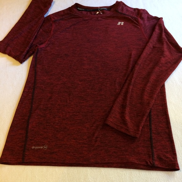 Russell Athletic Other - RUSSELL XL DRI-POWER 360 LONG SLEEVED TRAINING XL